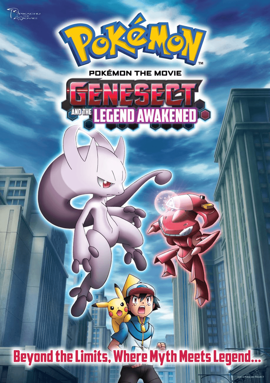 wallpapers HD: Movie Review: Pokémon the Movie: Genesect and the