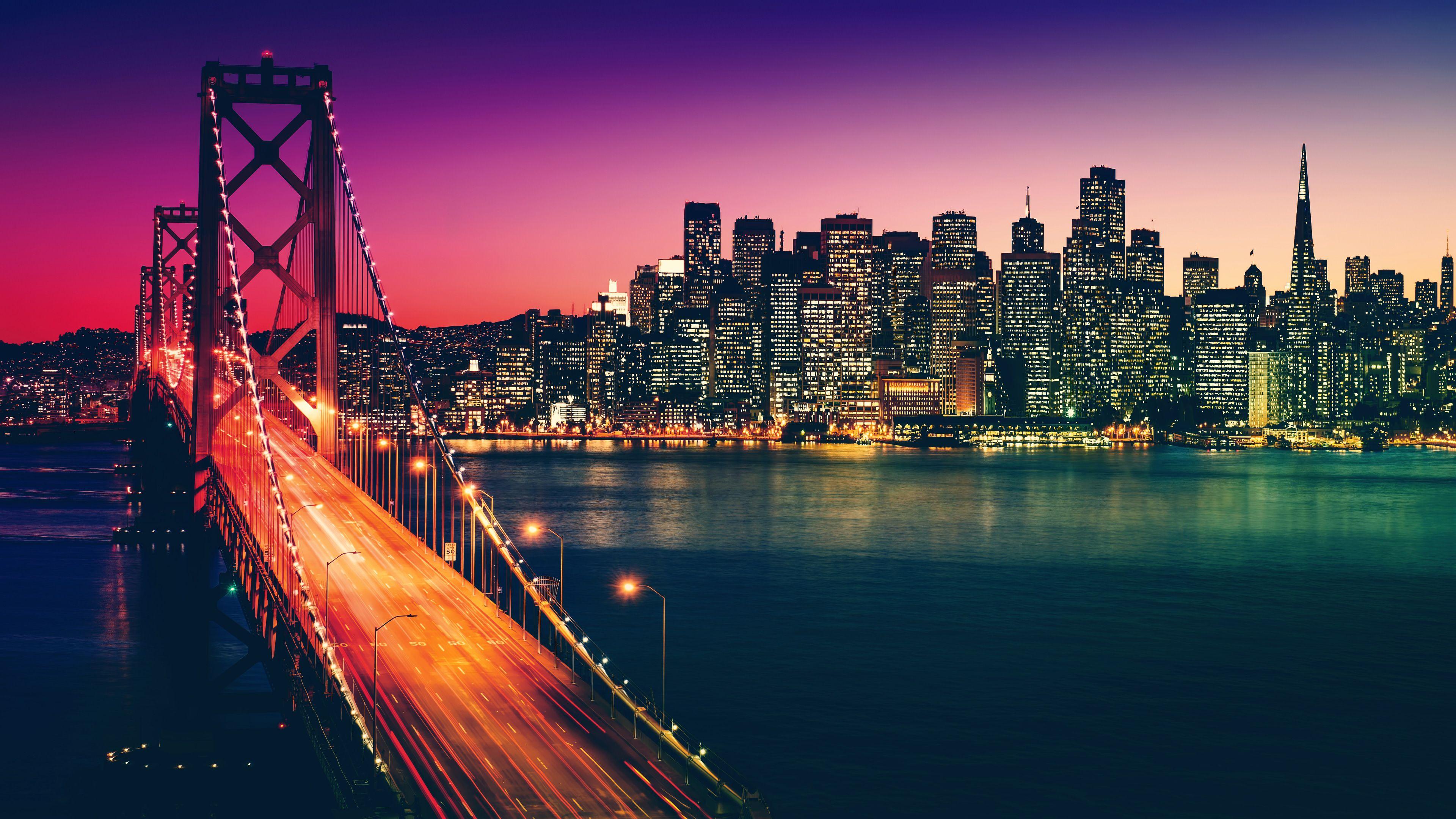 San Francisco 4k Wallpapers Wallpaper Cave