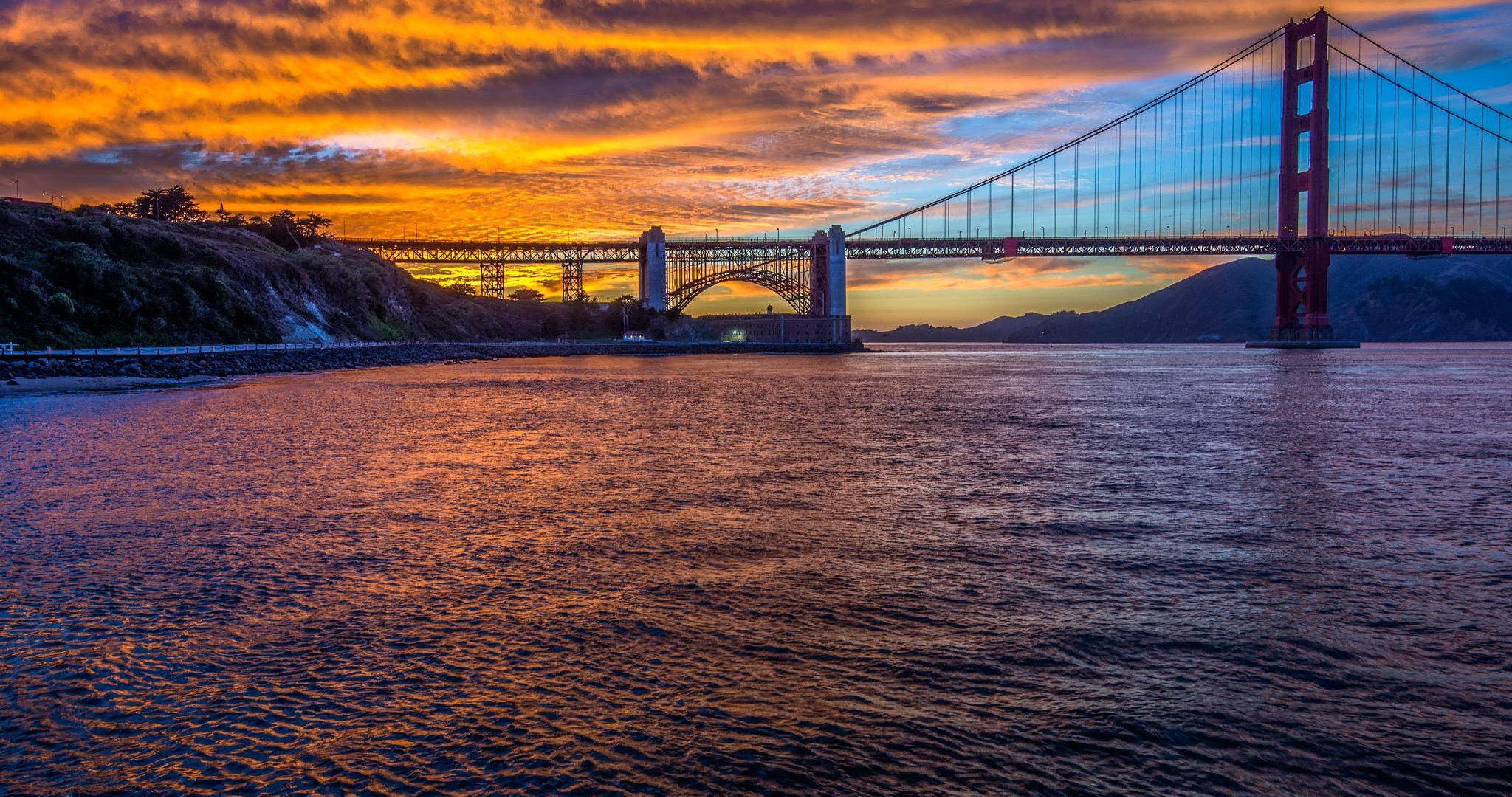 San Francisco 4K Wallpapers - Wallpaper Cave