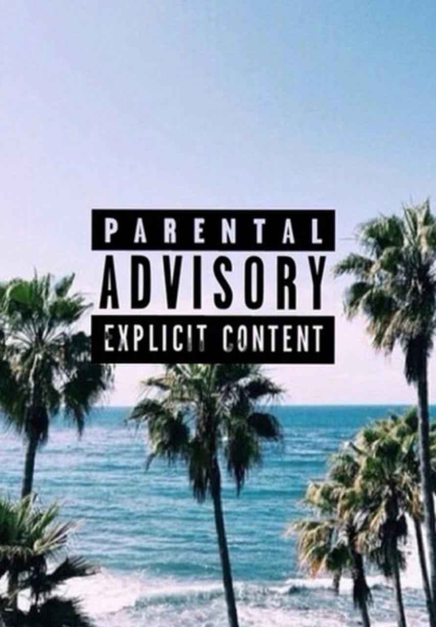 PARENTAL ADVISORY EXPLICIT CONTENT discovered by andreuchi