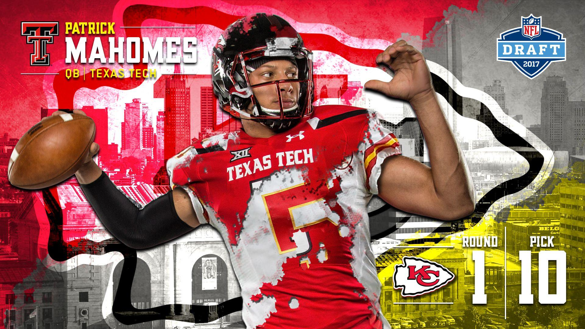 Patrick Mahomes Wallpapers Wallpaper Cave