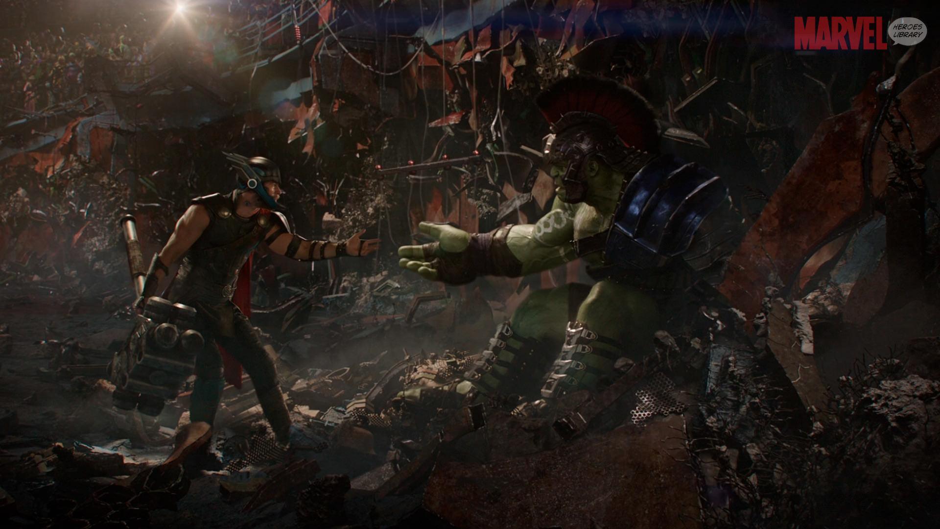 Heimdal Hd Wallpaper: Thor Vs Hulk Wallpapers