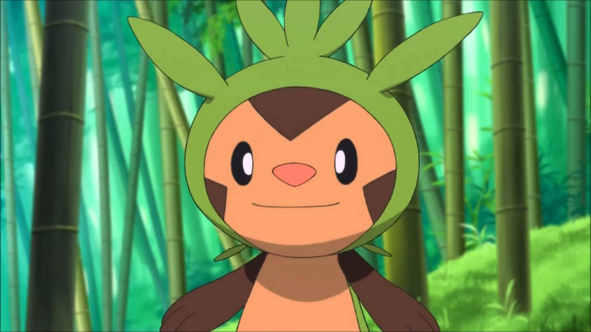 Pokémon image Chespin HD wallpapers and backgrounds photos