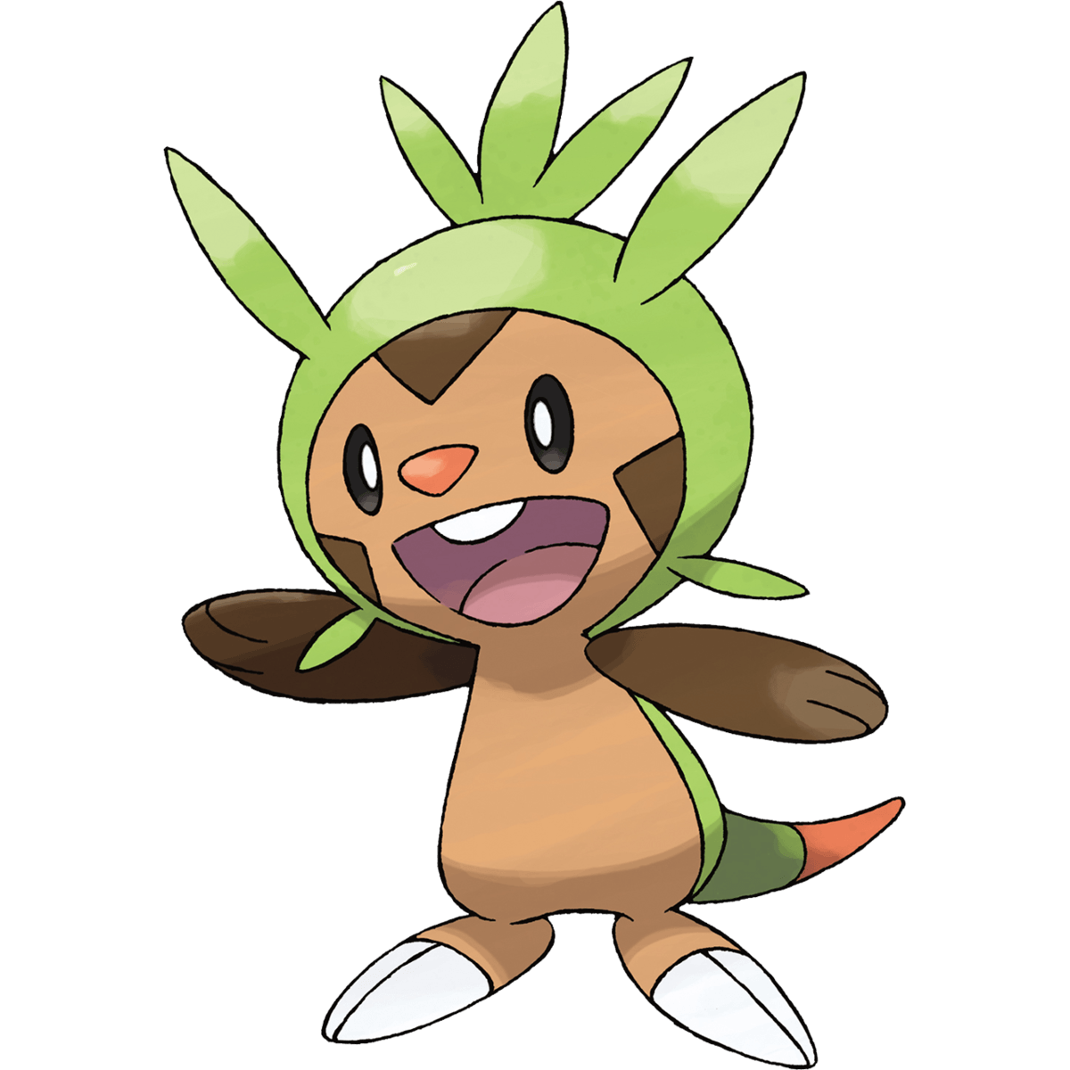 Chespin (Pokémon) - Bulbapedia, the community-driven Pokémon ...