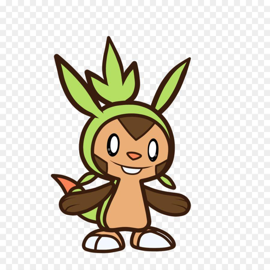 Chespin Pokémon X and Y Desktop Wallpapers