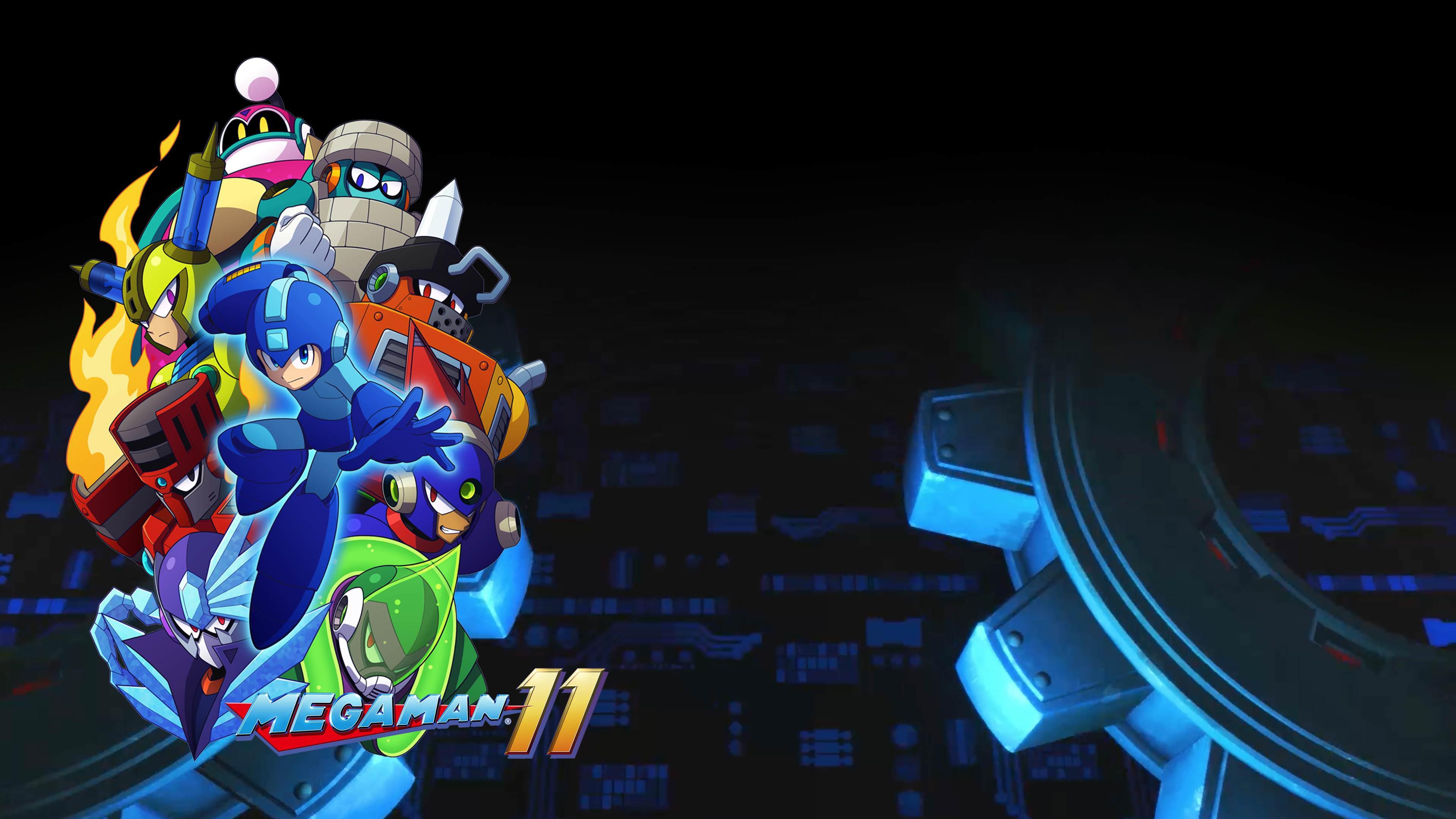Mega Man 11 Wallpapers - Wallpaper Cave