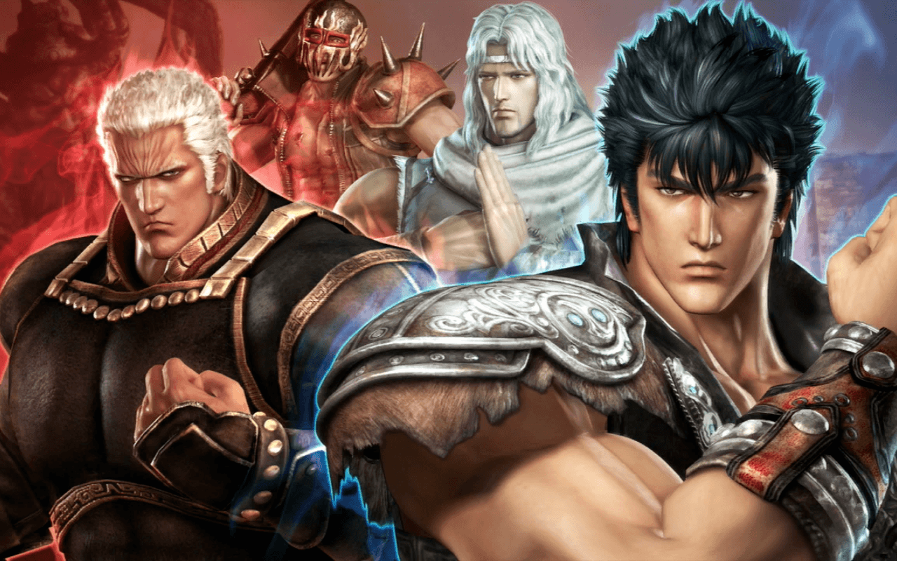 Fist Of The North Star Lost Paradise Wallpapers Wallpaper Cave