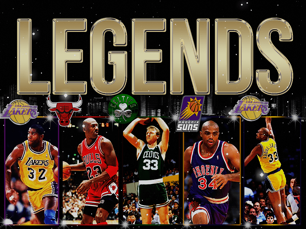 Nba Legends Wallpapers Wallpaper Cave