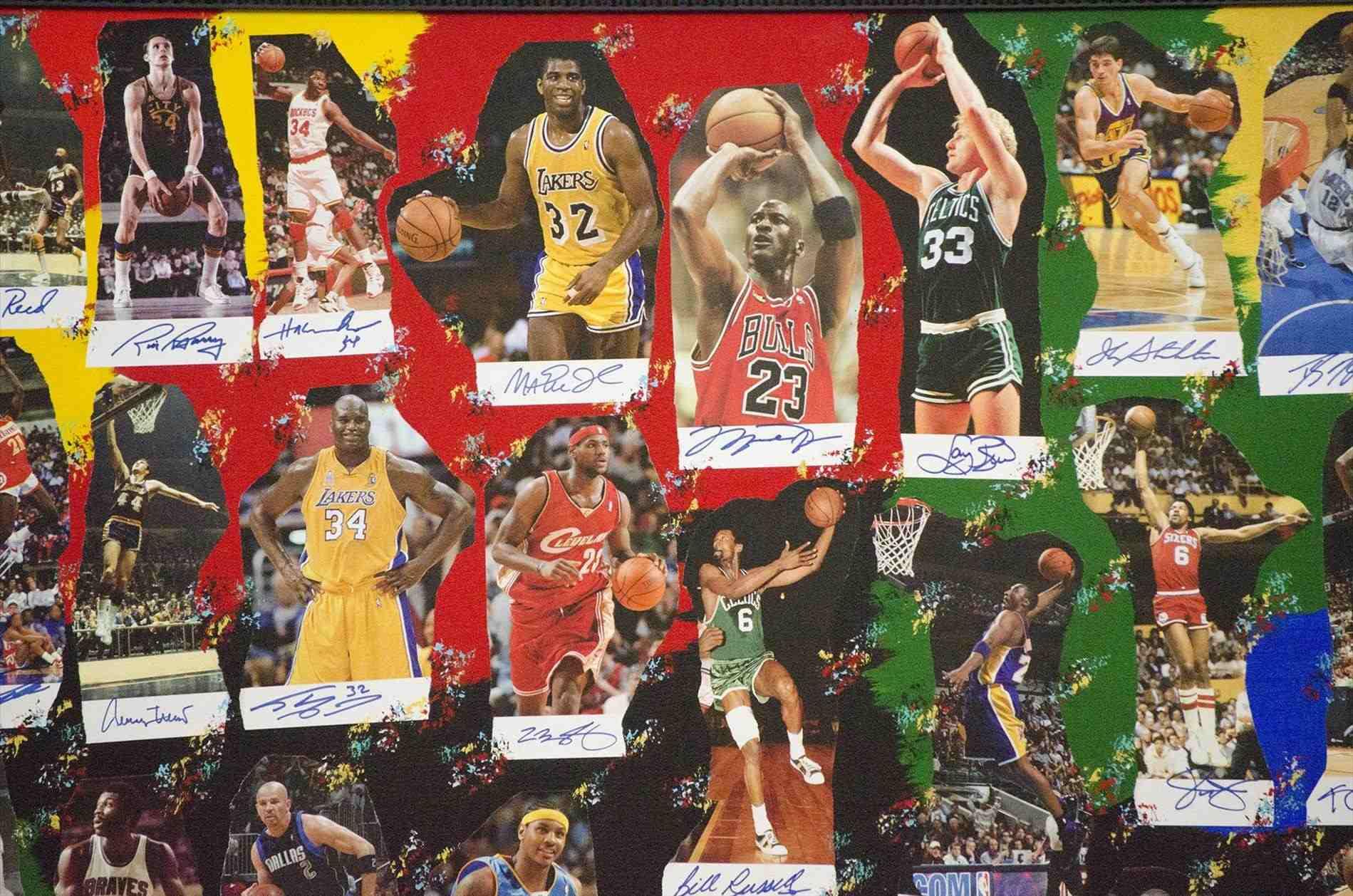 Nba Legends Wallpaper