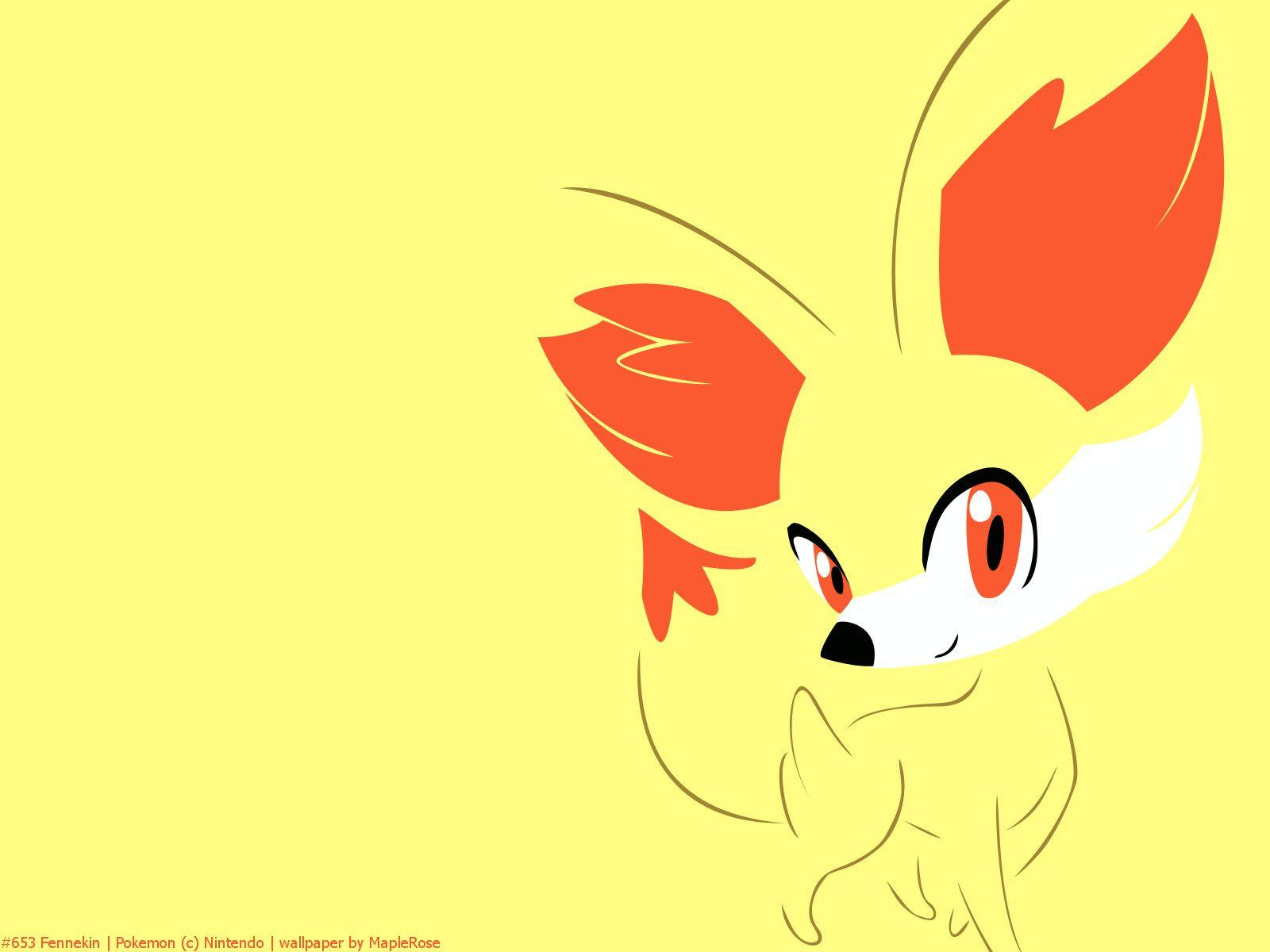 Fennekin images Fennekin Wallpaper HD wallpaper and background ...