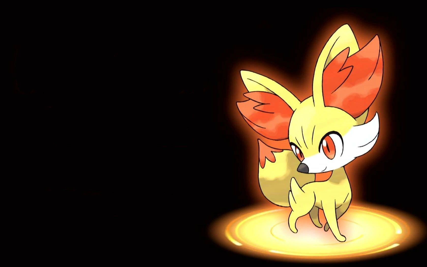 Pokémon images fennekin HD wallpaper and background photos (40043873)