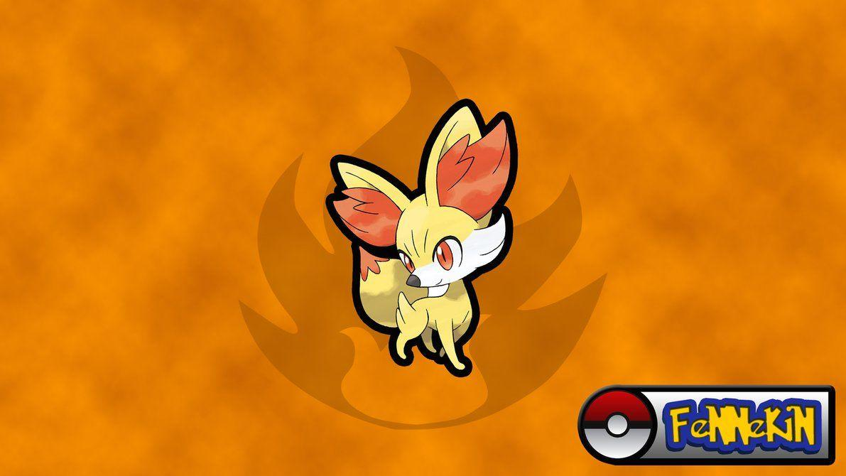 Fennekin Wallpaper by Patofilio on DeviantArt