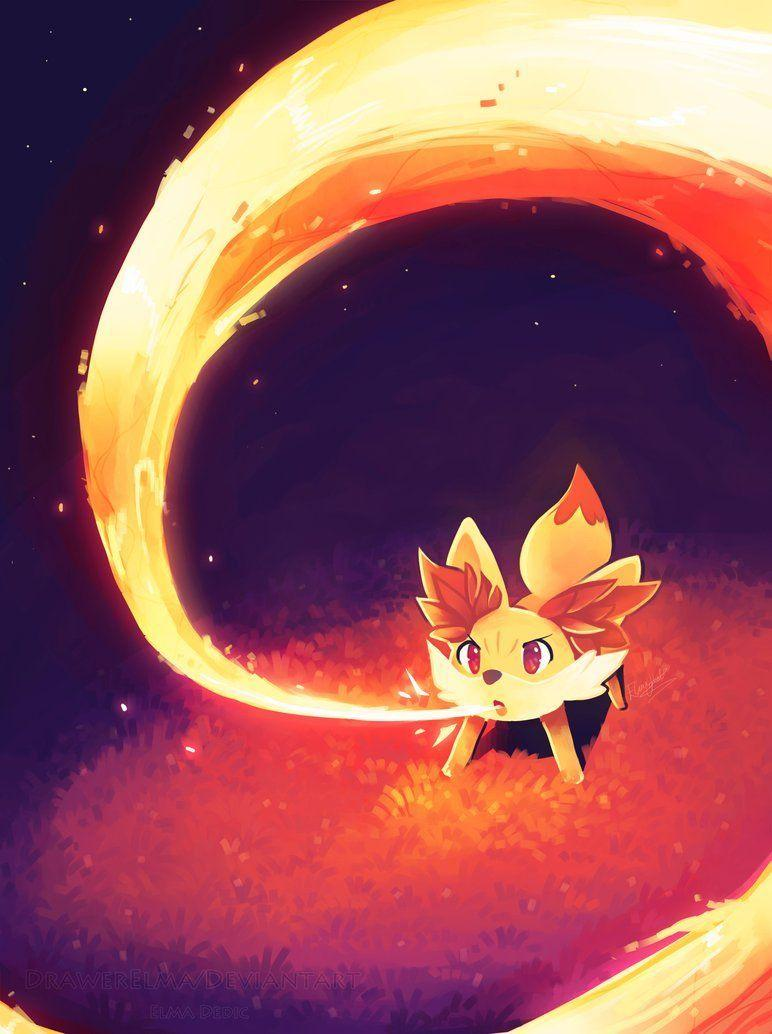 Fennekin images Fennekin HD wallpaper and background photos (34125095)