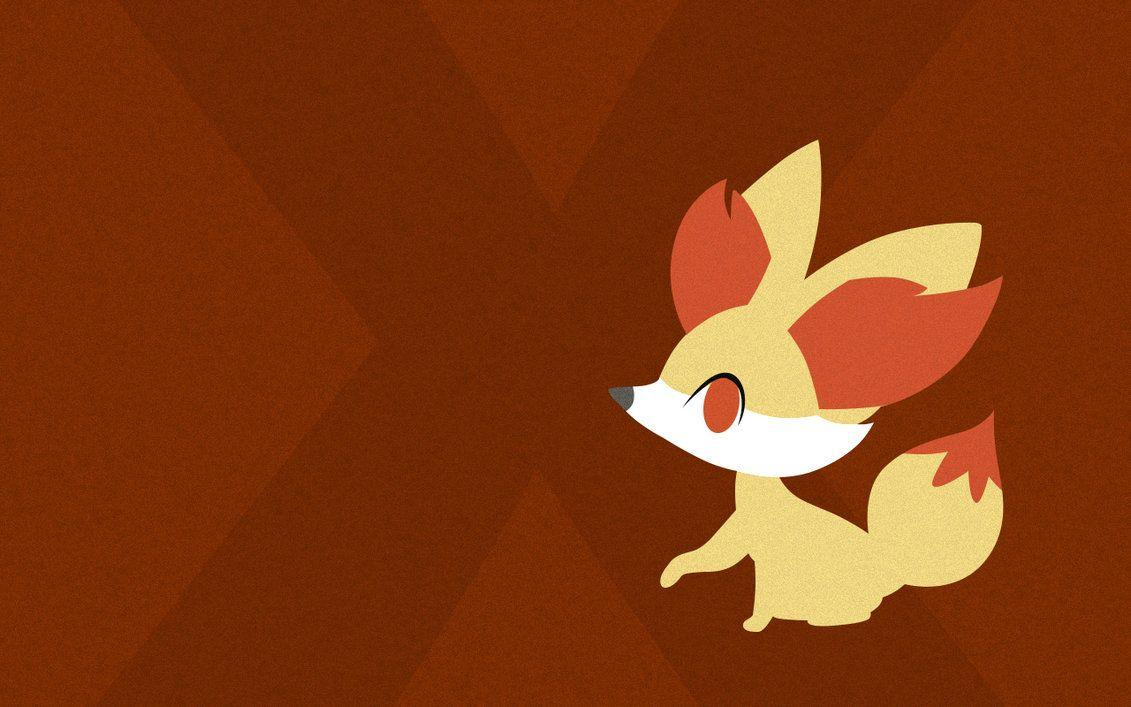 Fennekin Wallpaper by iNightCrawler on DeviantArt