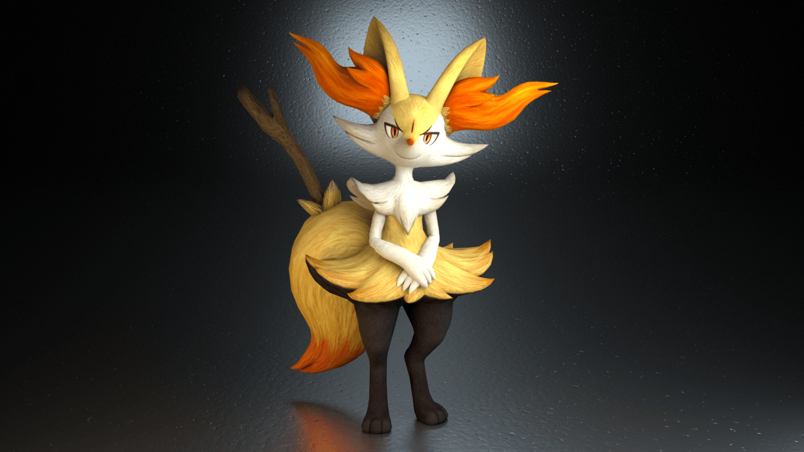 Pin by Hernan Tobar on Braixen (Pokemon) | Pinterest | Pokémon