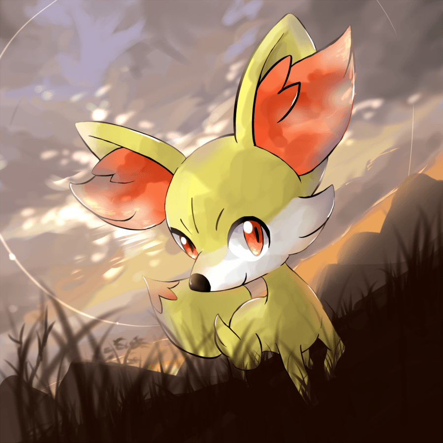 Fennekin by nintendo-jr on DeviantArt