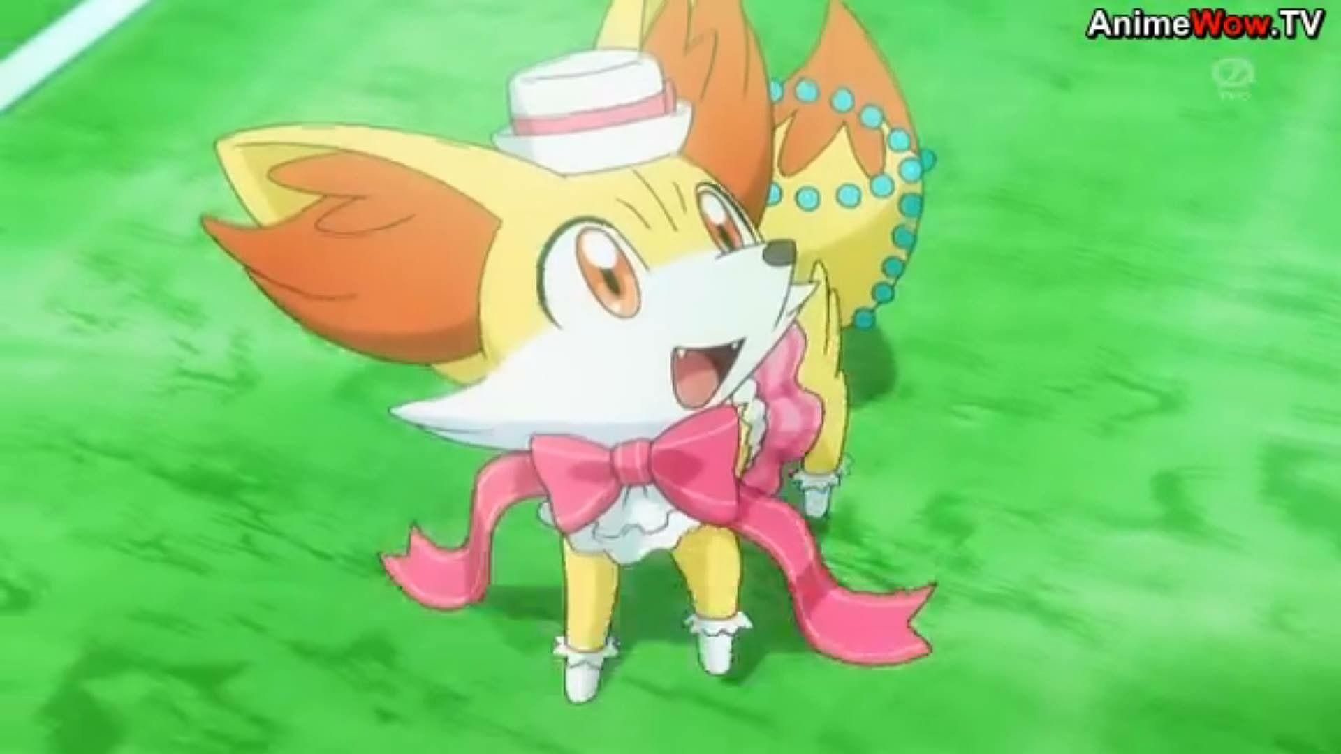 Image - Serena Fennekin showcase.JPG | Pokémon Wiki | FANDOM powered ...