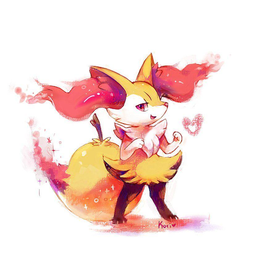 Braixen | Pokémon | Know Your Meme