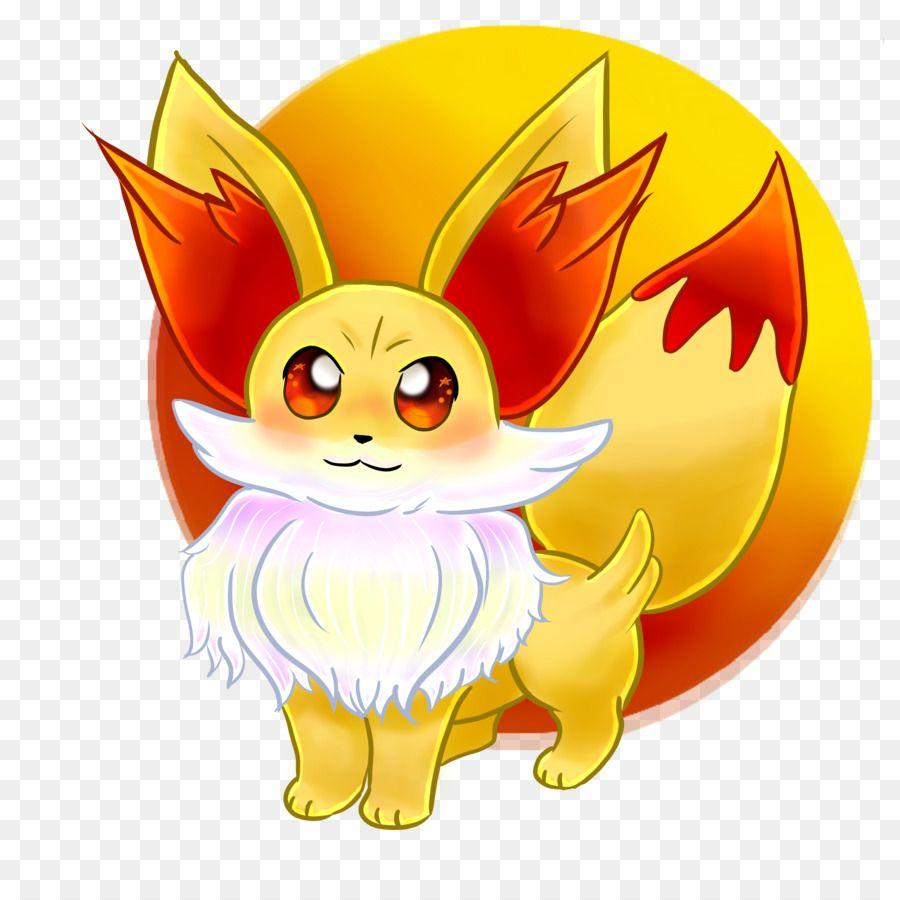 Eevee Fennekin Pokémon Flareon Charizard - pokemon png download ...