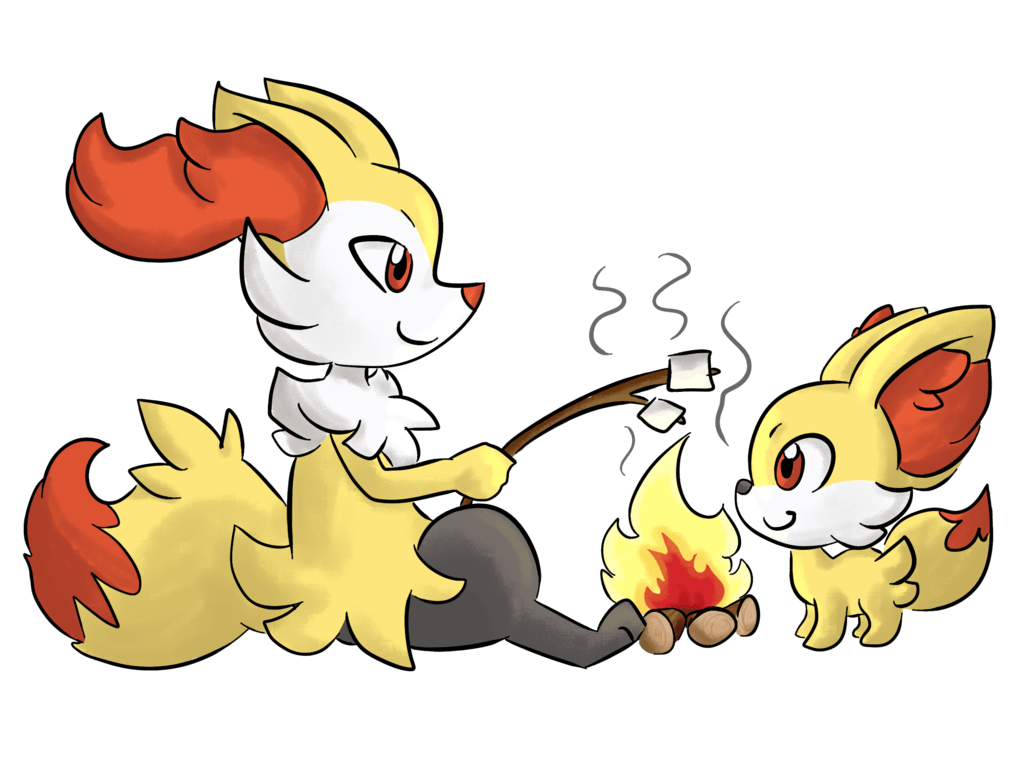 Fennekin and Braixen | Pokémon | Know Your Meme