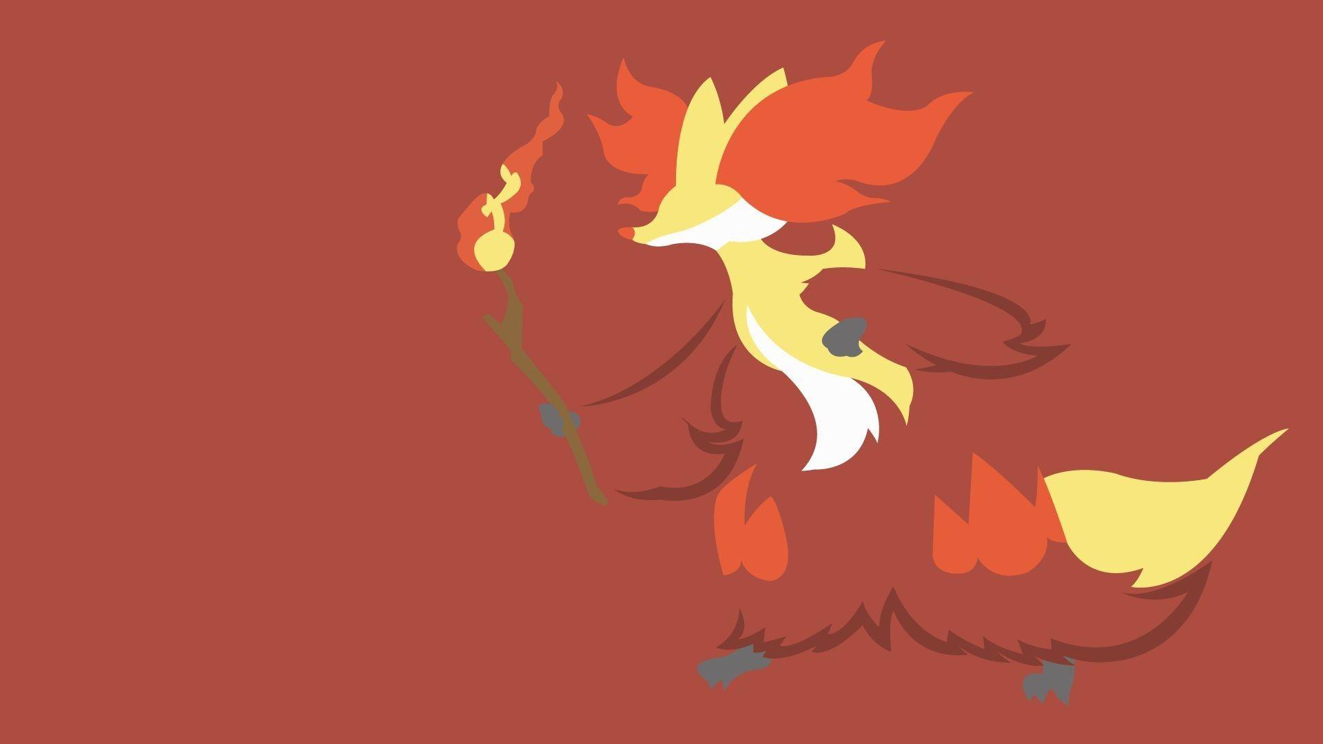 Delphox Wallpapers (78+ background pictures)