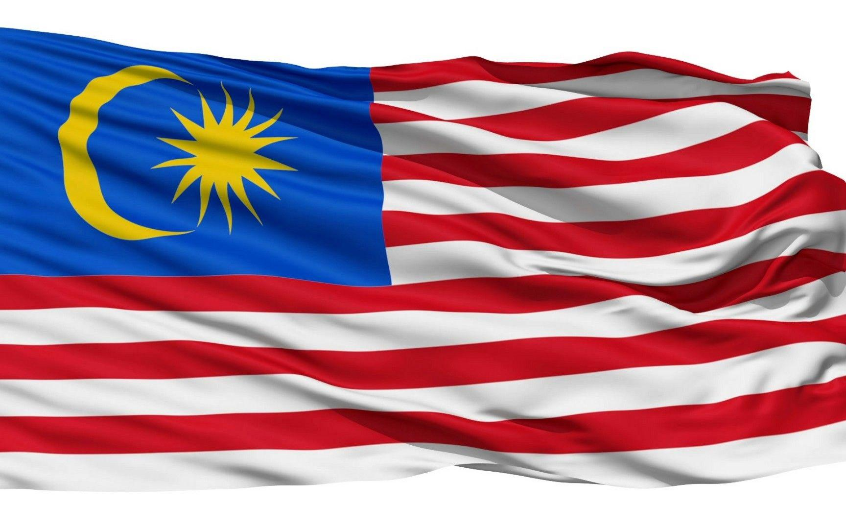 Flag of Malaysia wallpaper | Flags wallpaper | Pinterest | Malaysia ...