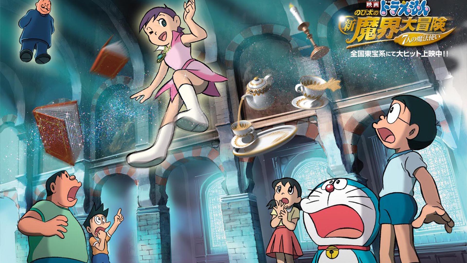 Doraemon Movie Wallpapers Wallpaper Cave