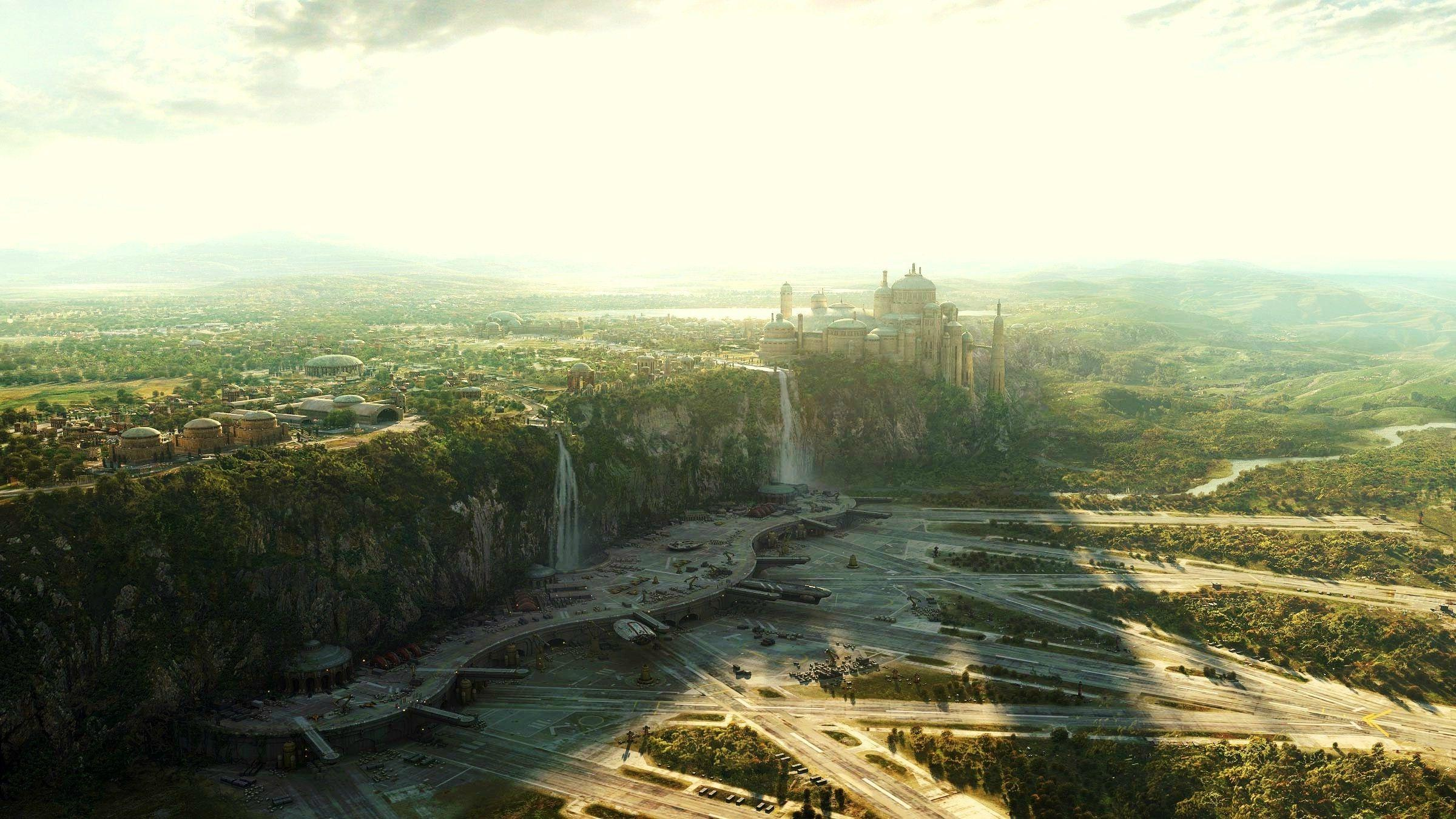 Naboo Wallpapers Wallpaper Cave
