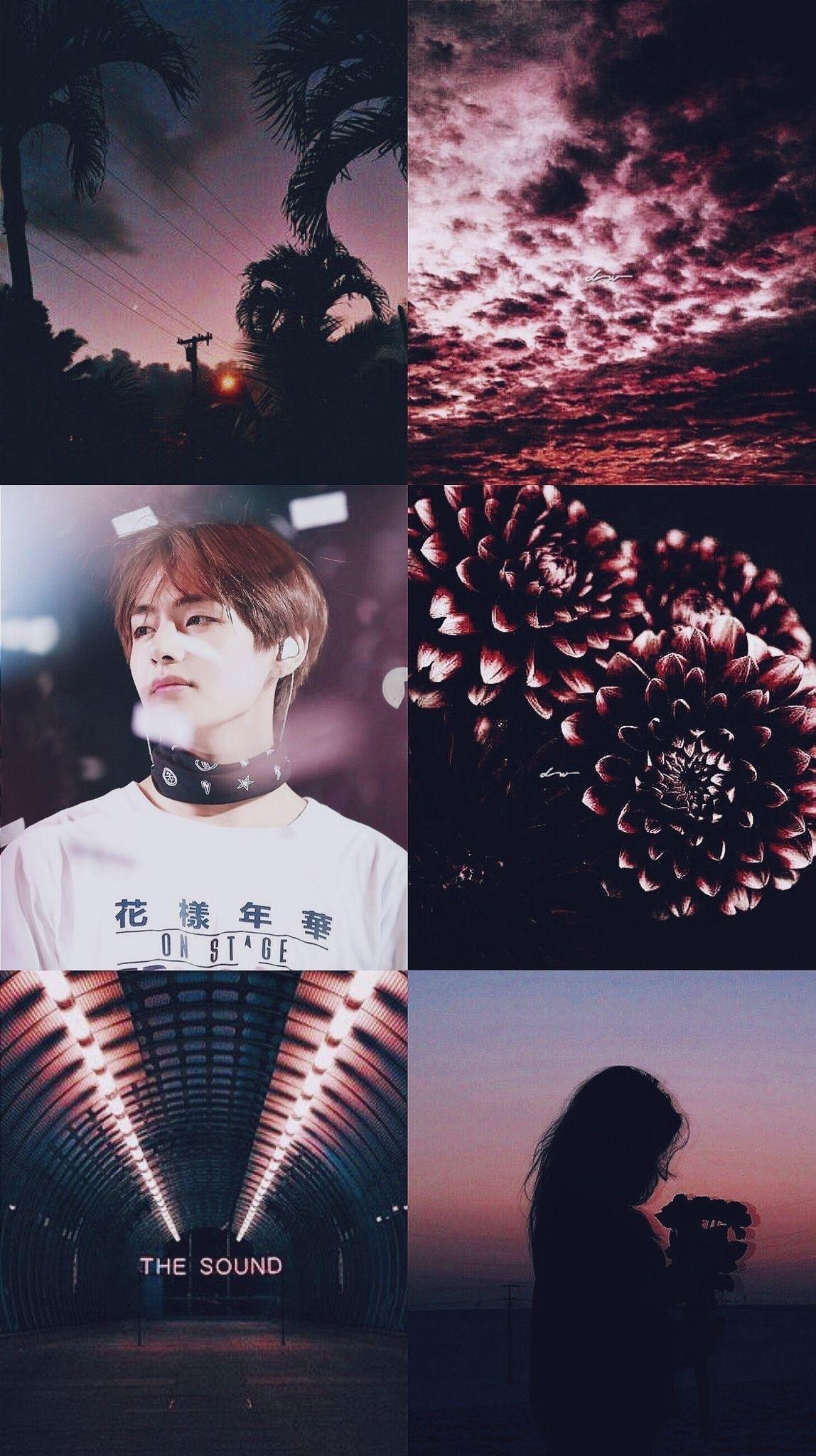 Bts Aesthetic Wallpapers Hd Lovely Bts Wallpapers 71 Image