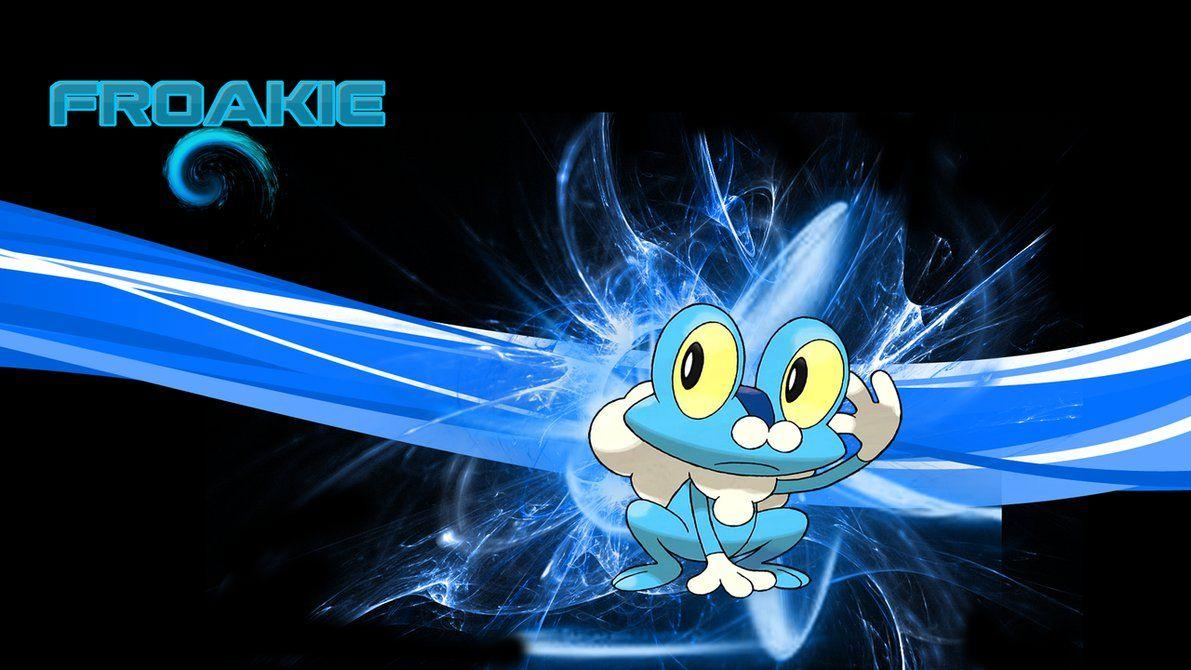Froakie by xofficialaerox