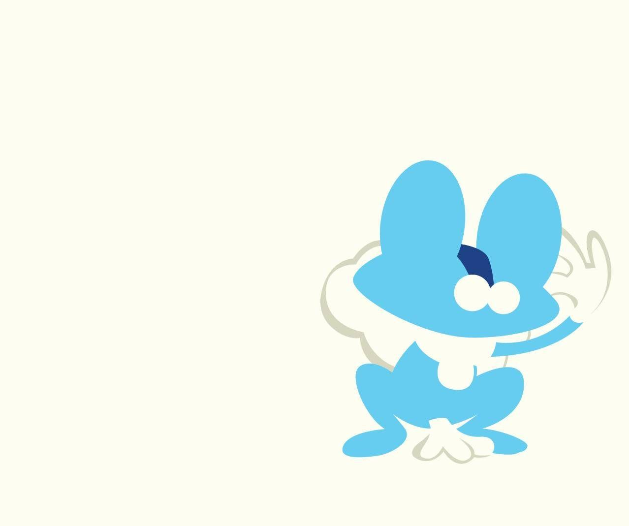 Froakie Wallpapers by ShelbyC1218