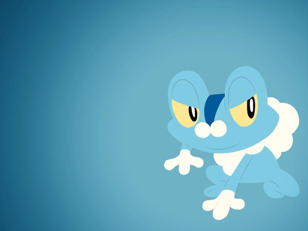 Froakie Ultra HD Desktop Wallpapers