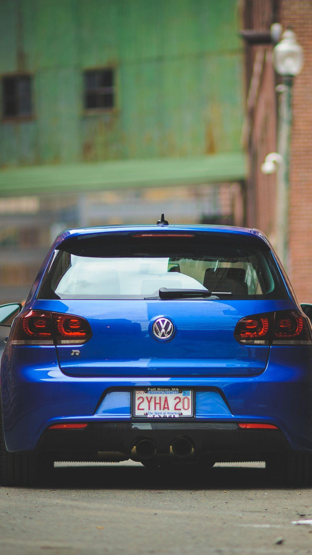 Volkswagen Golf R Wallpaper for iPhone 6 Plus | Images Wallpapers ...