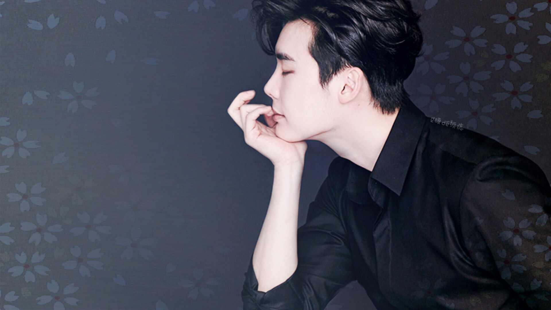 Download Wallpaper Lee Jong Suk Aesthetic Hd Cikimmcom