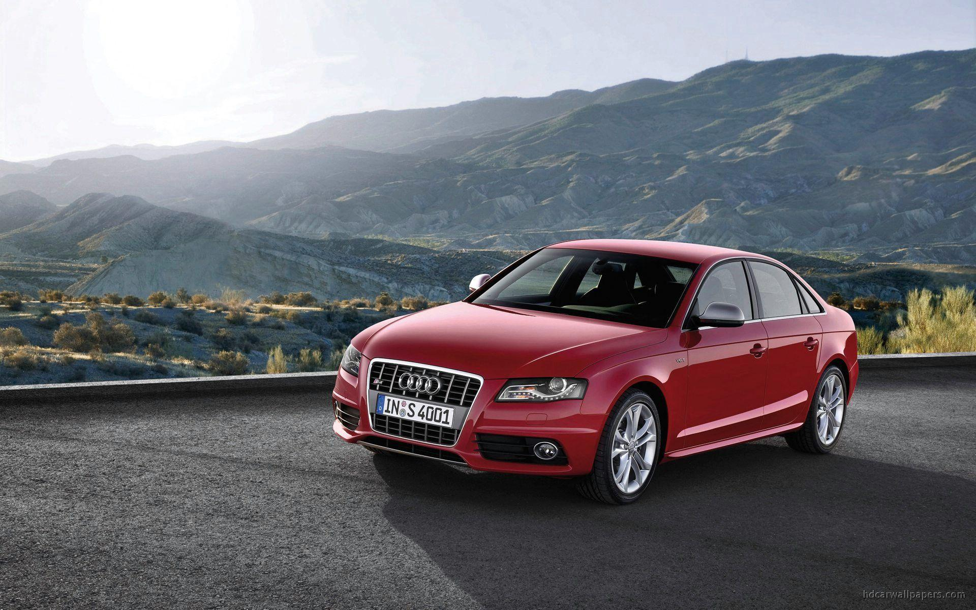 2009 Audi S4 Wallpapers