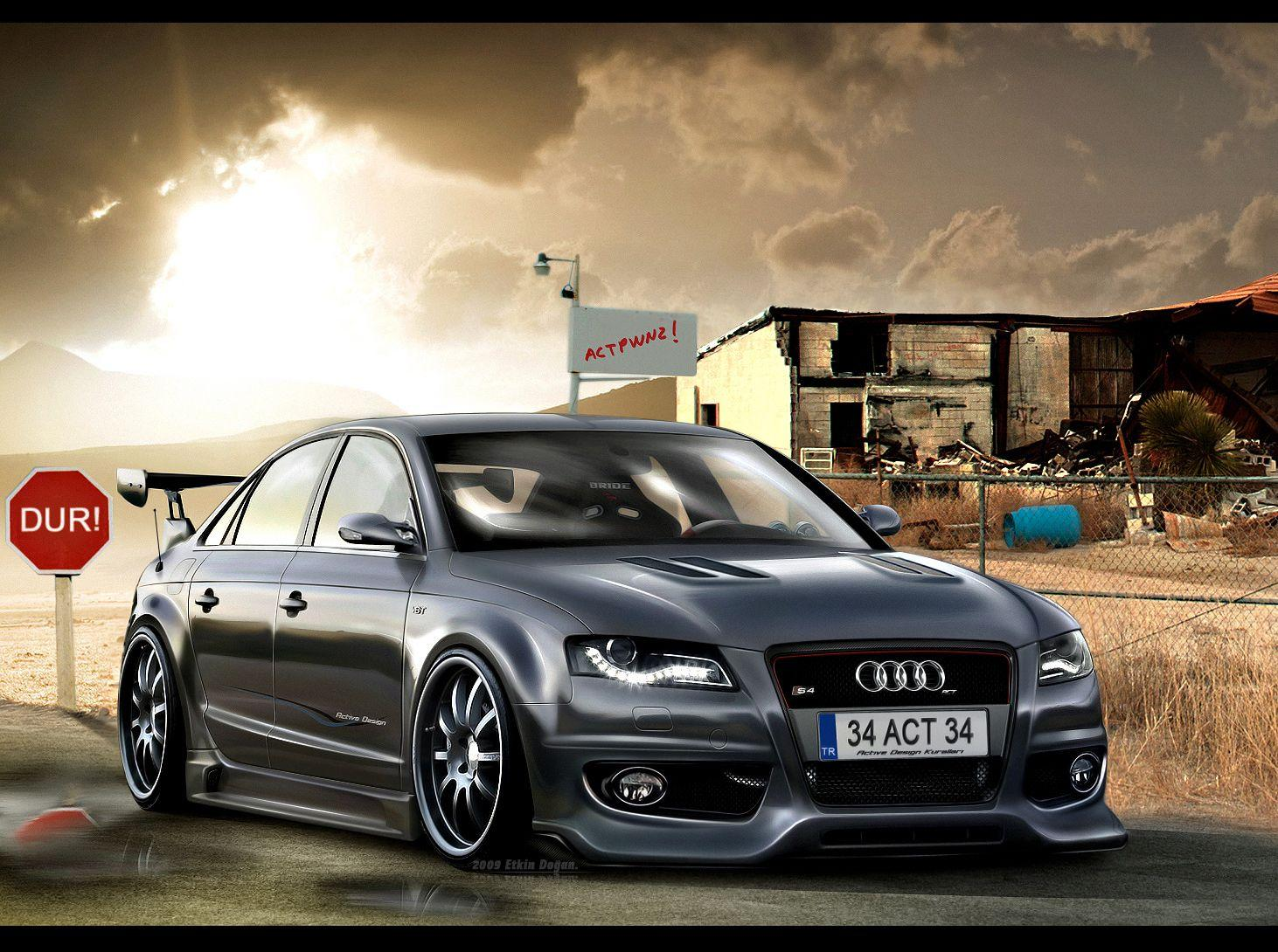 Audi S4 Wallpapers 14