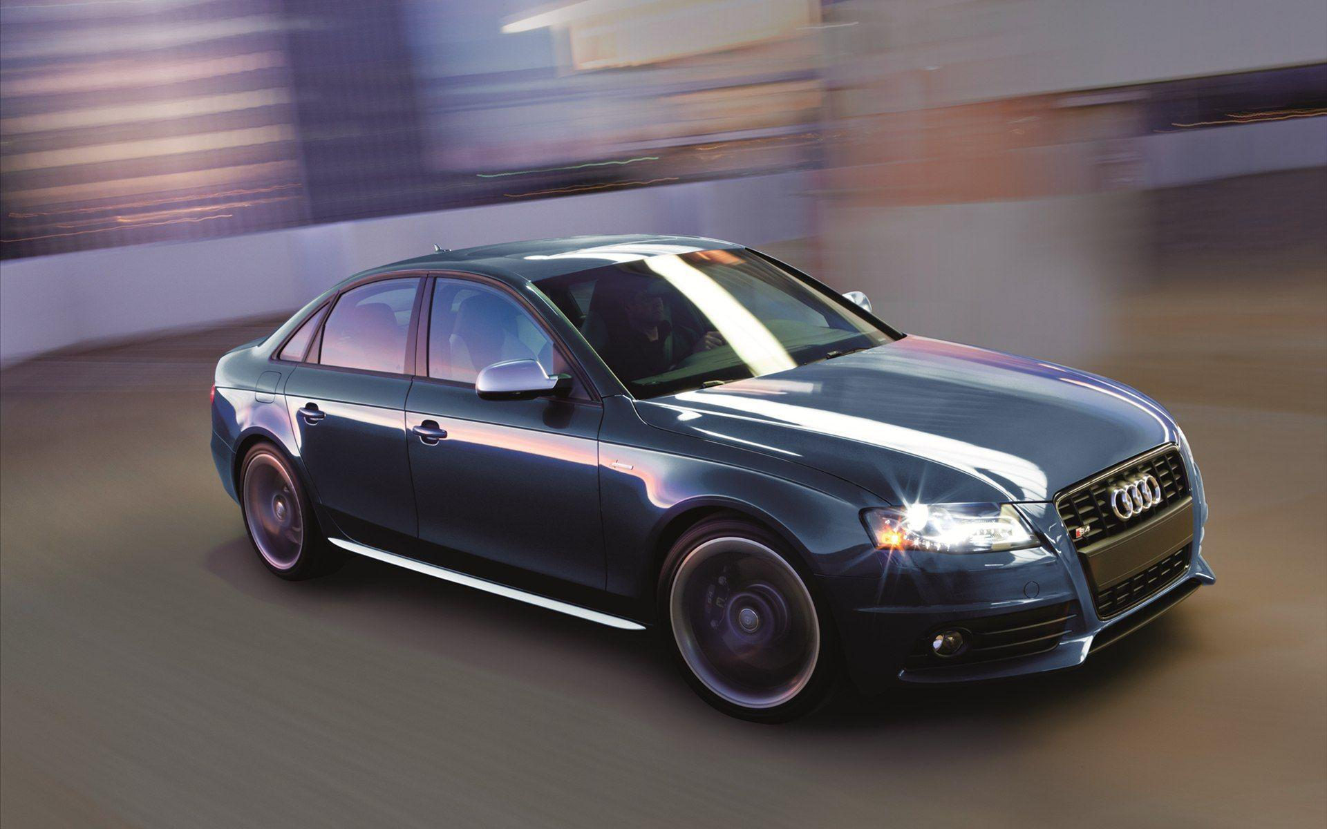 Audi S4 backgrounds Download Free