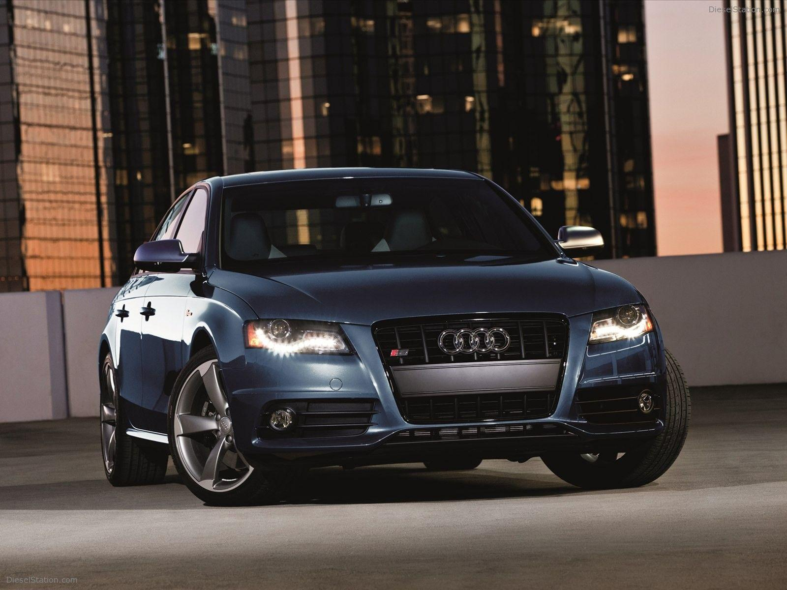 Audi S4 2012 Exotic Car Wallpapers of 34 : Diesel Station