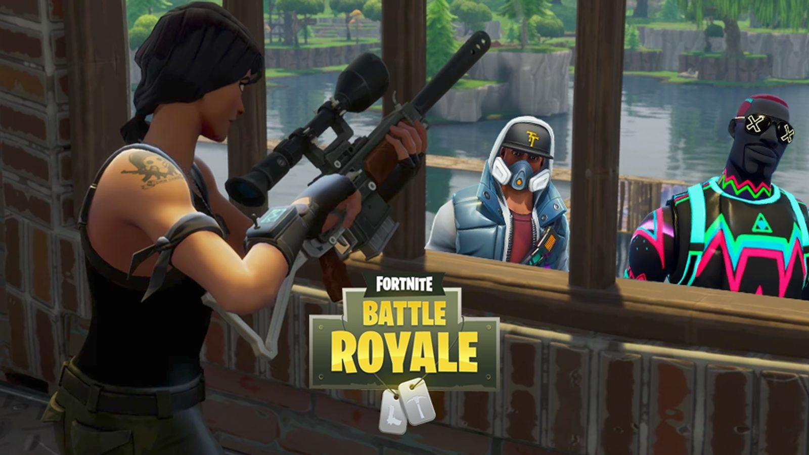 Names and Rarities for the Leaked Fortnite Battle Royale Skins and ...