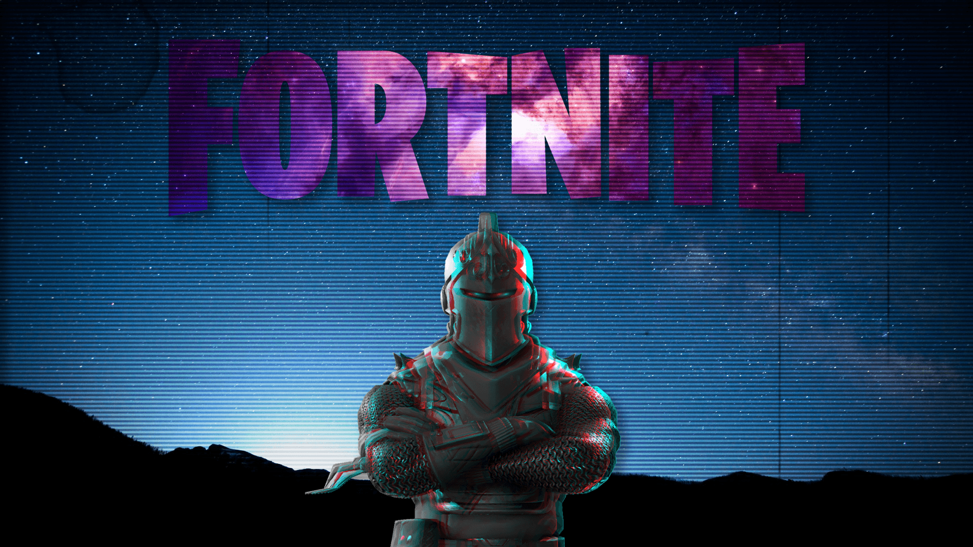 Fortnite Black Knight Wallpapers Wallpaper Cave