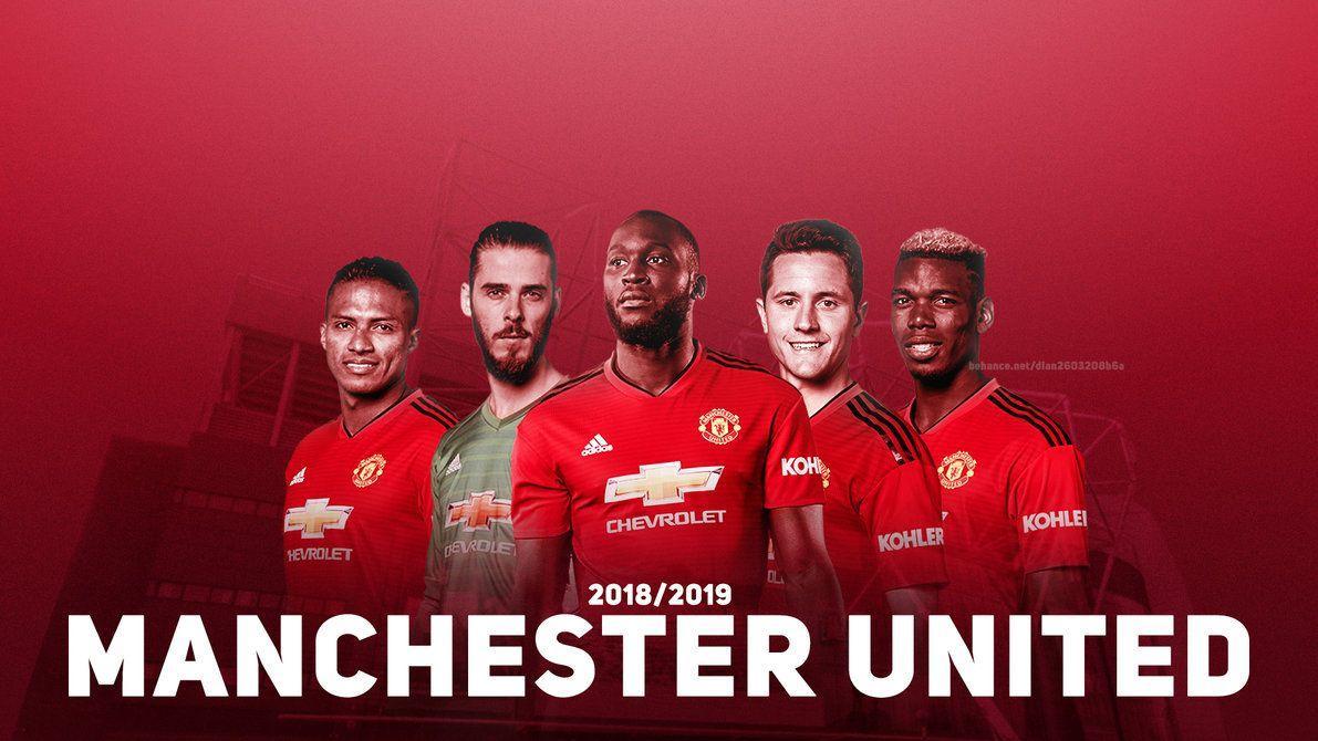 Man Utd 2018 Wallpapers