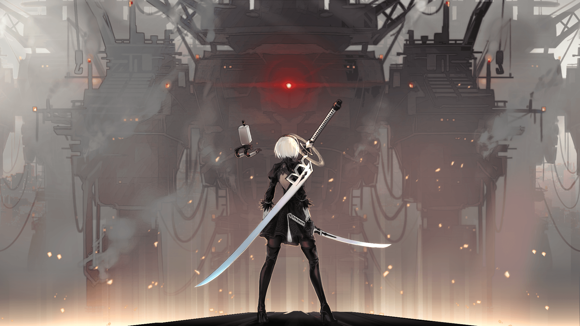 237 NieR: Automata HD Wallpapers