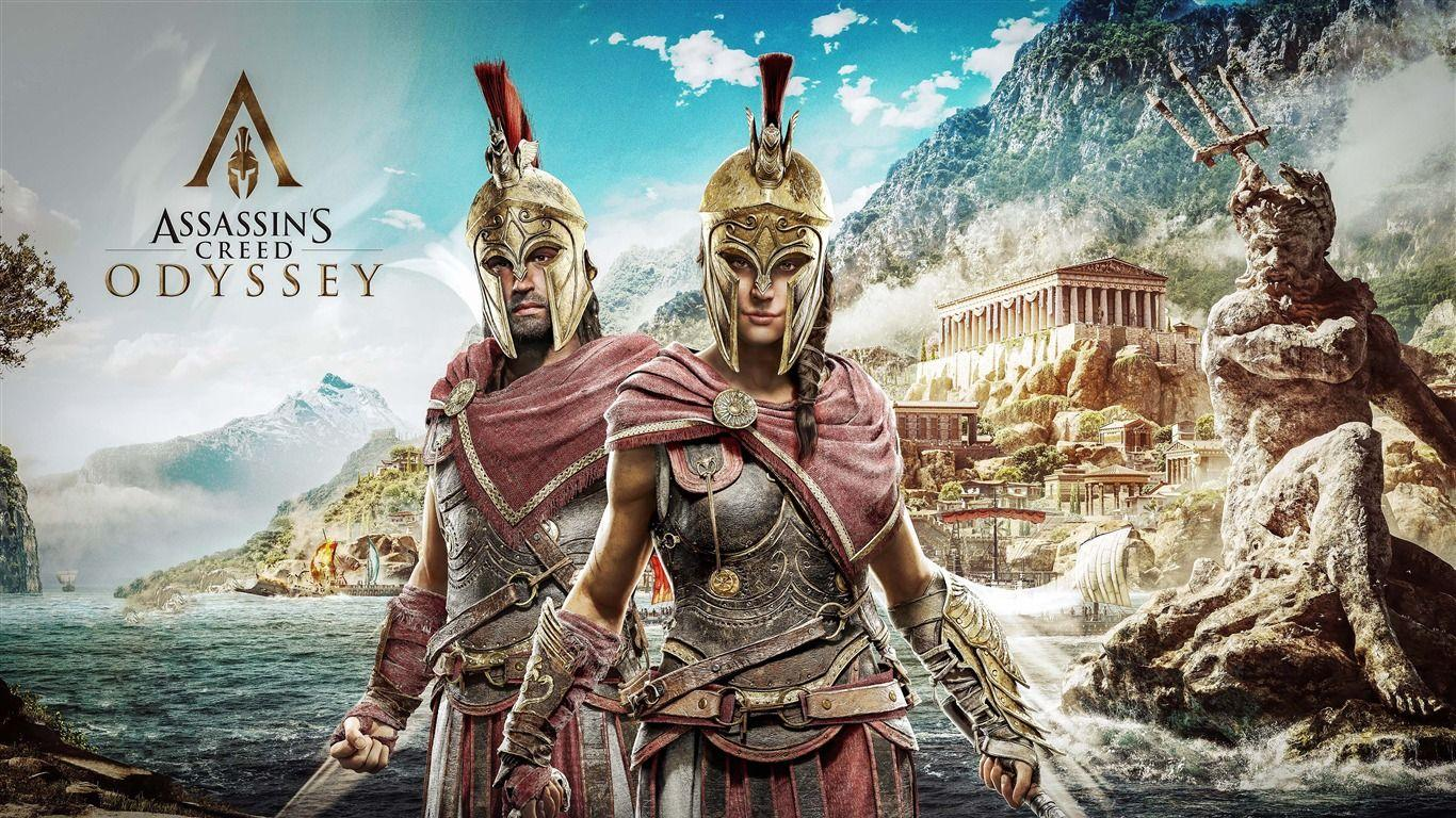 AC Odyssey Wallpapers - Wallpaper Cave