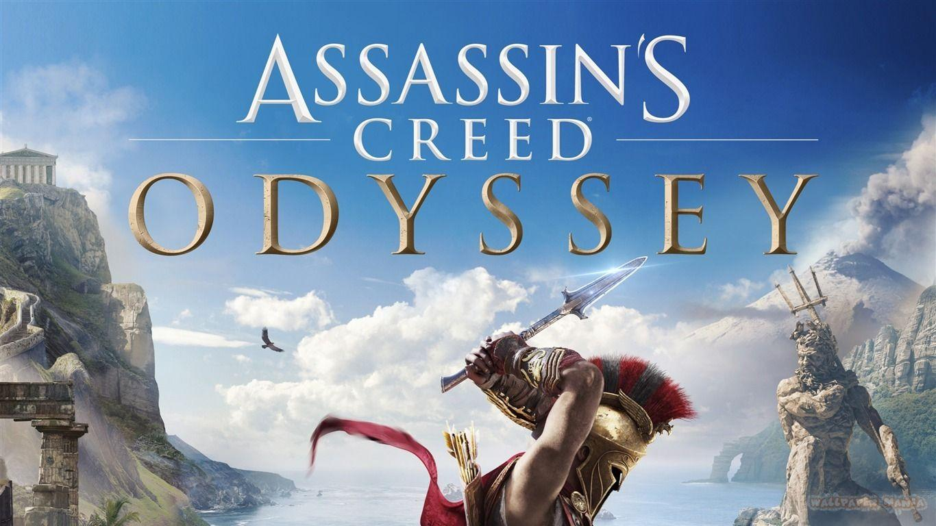 Assassin S Creed Odyssey Hd Wallpapers Wallpaper Cave