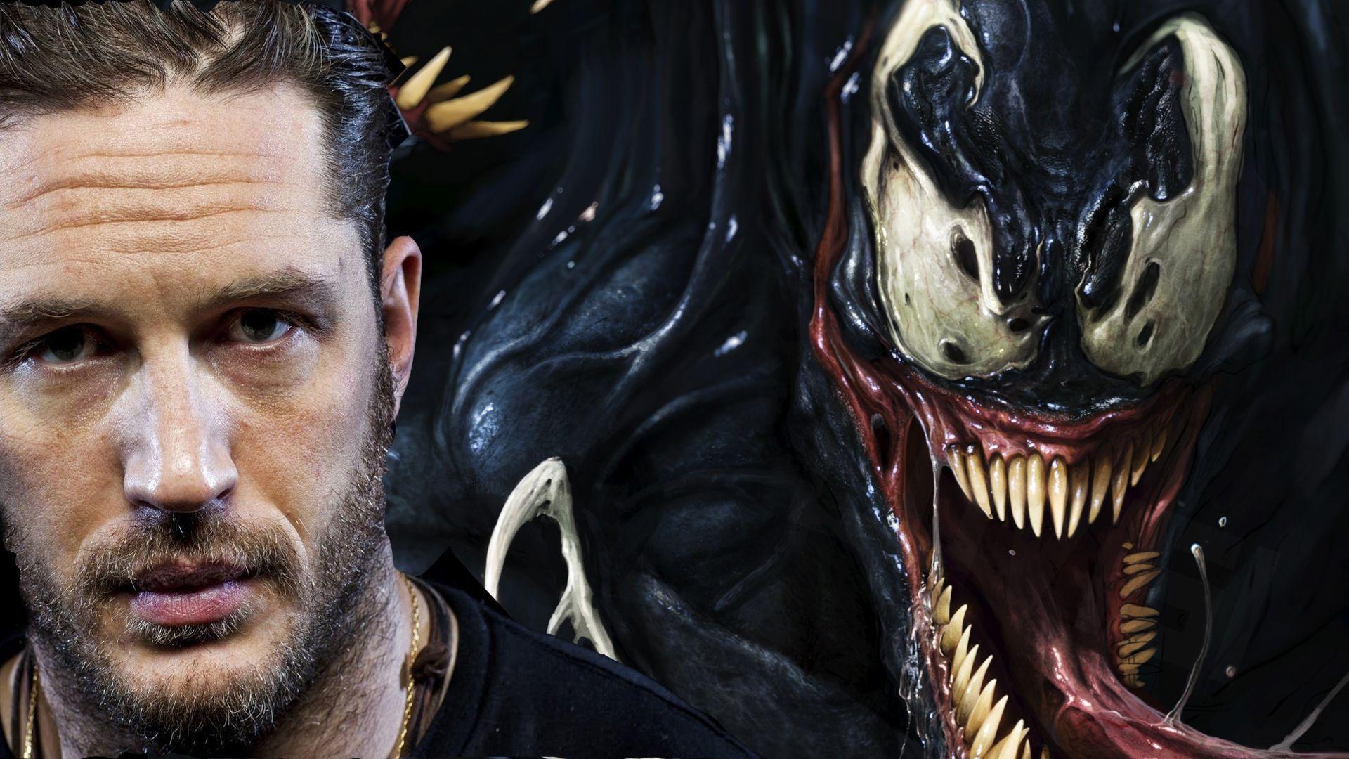 Venom Tom Hardy Wallpapers - Wallpaper Cave