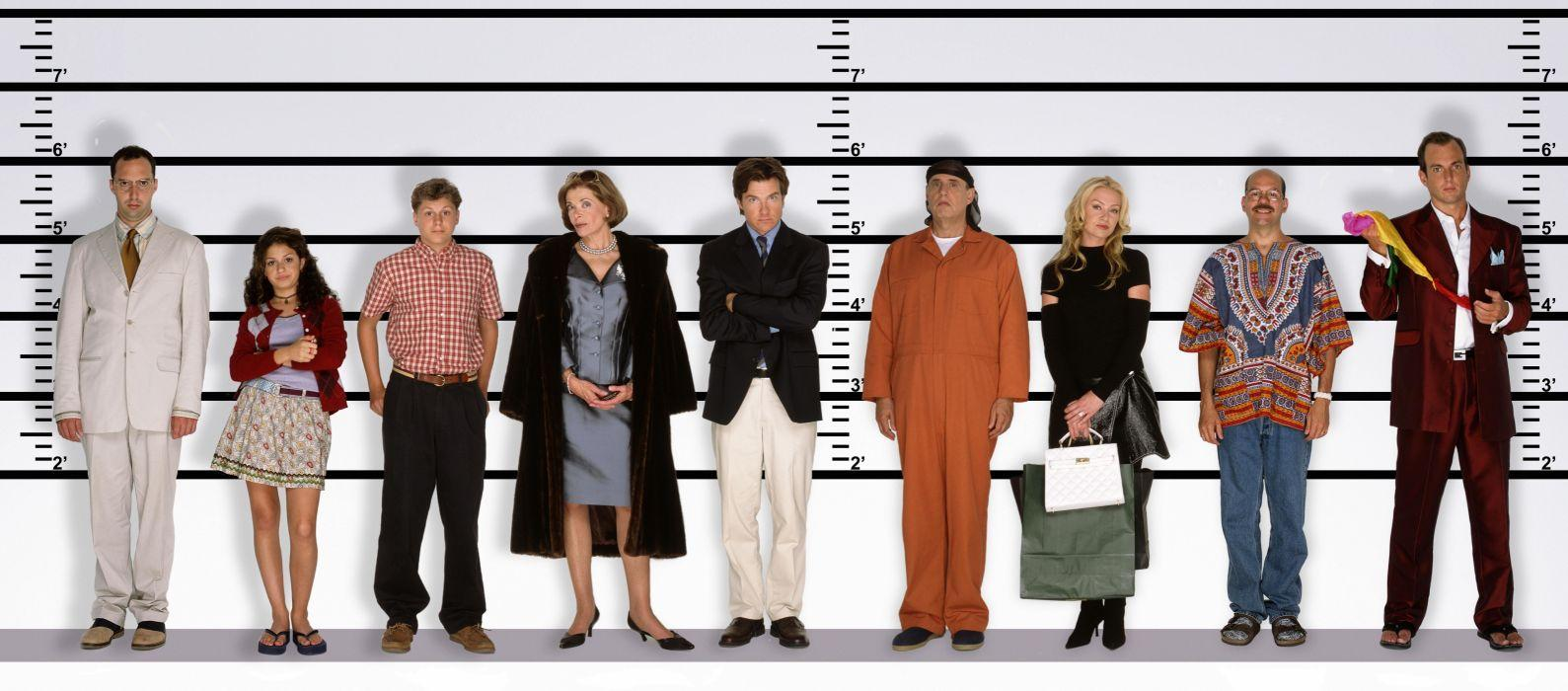 Arrested Development: Cast wallpapers