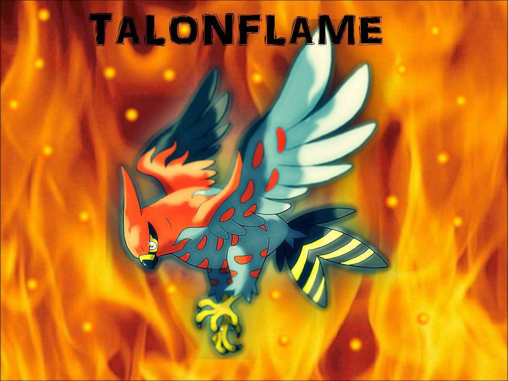 Talonflame by ZoruaDrawings.deviantart.com on @deviantART ...