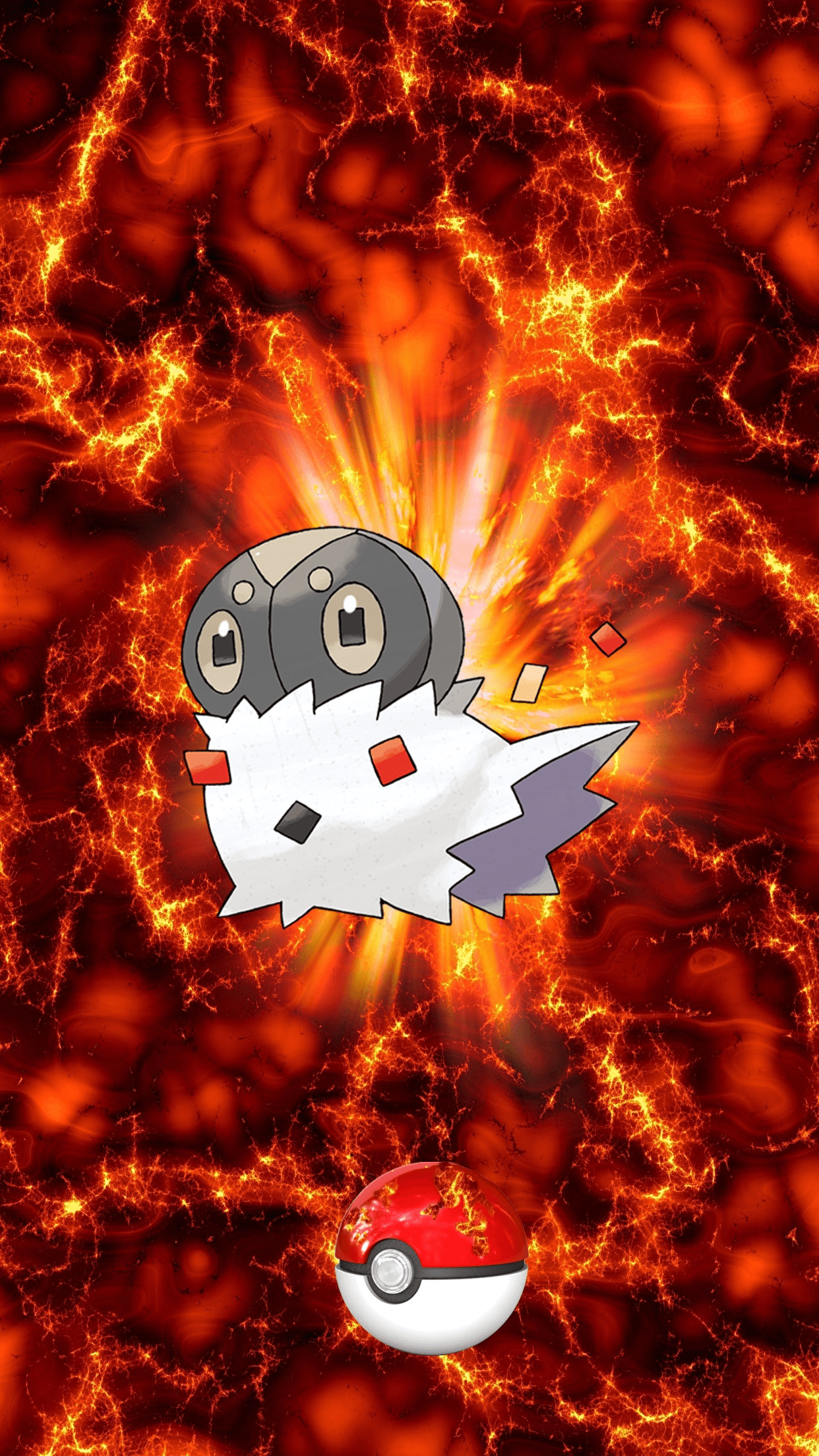 665 Fire Pokeball Spewpa 142 Kofuurai 17 Scatterbug | Wallpaper