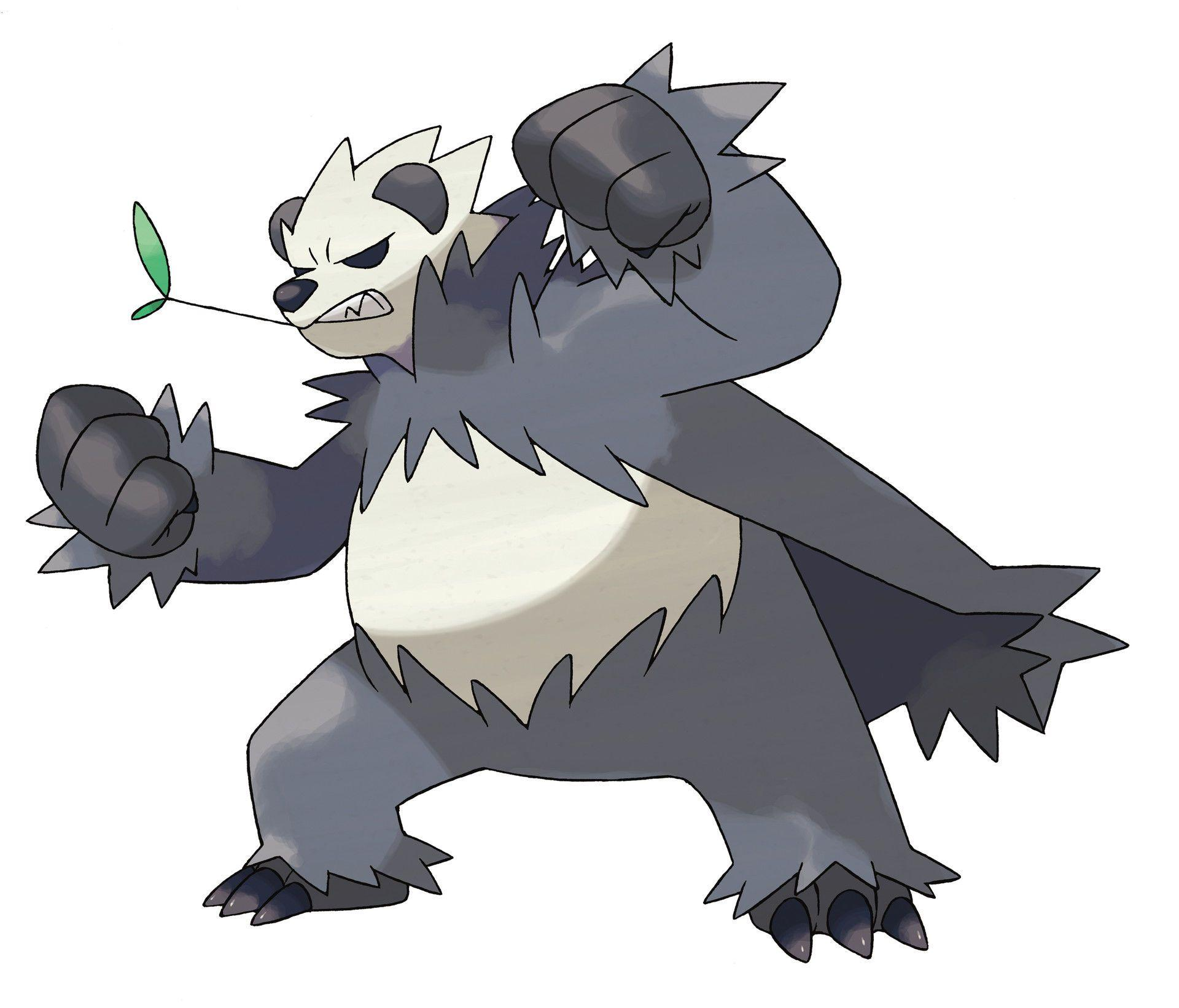 Pokemon X & Pokemon Y Version image Pangoro HD wallpapers and