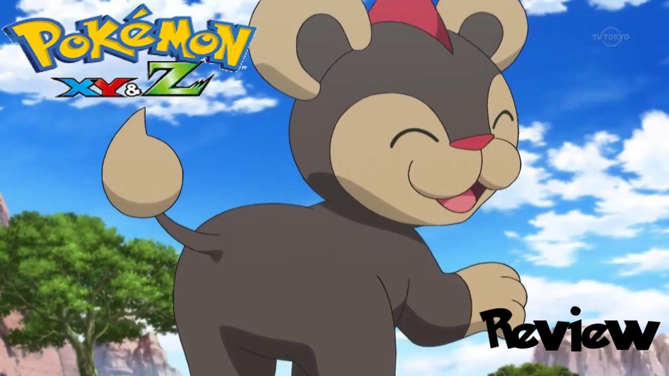 Review: Pokemon XY&Z Anime Episode 4- The Litleo King - YouTube